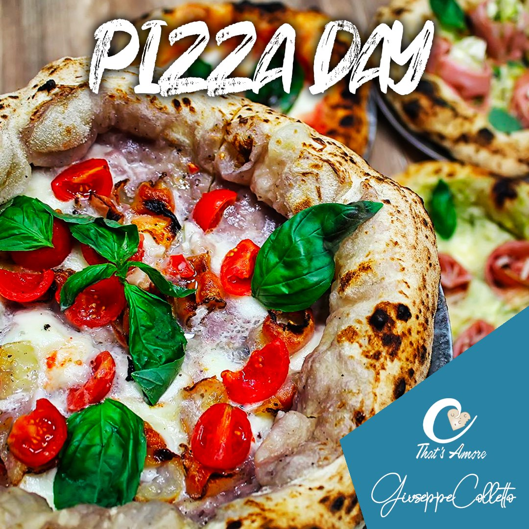 Pizza day locandina