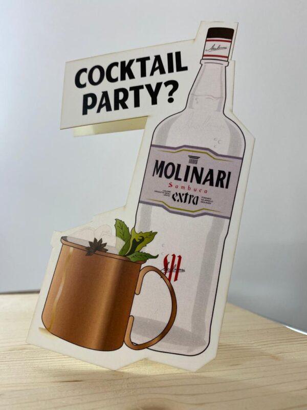 Bigliettino di auguri Cocktail Party