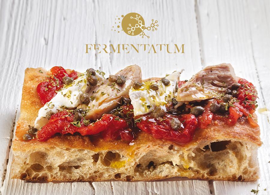 pizza fermentatum