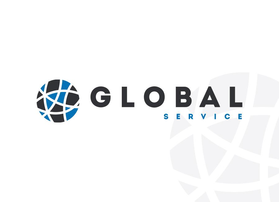 logo global service