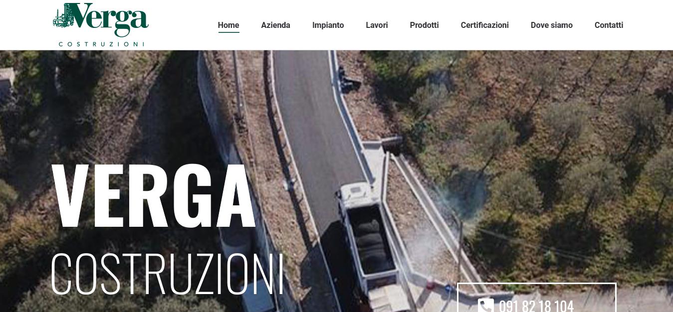 verga costruzioni home page