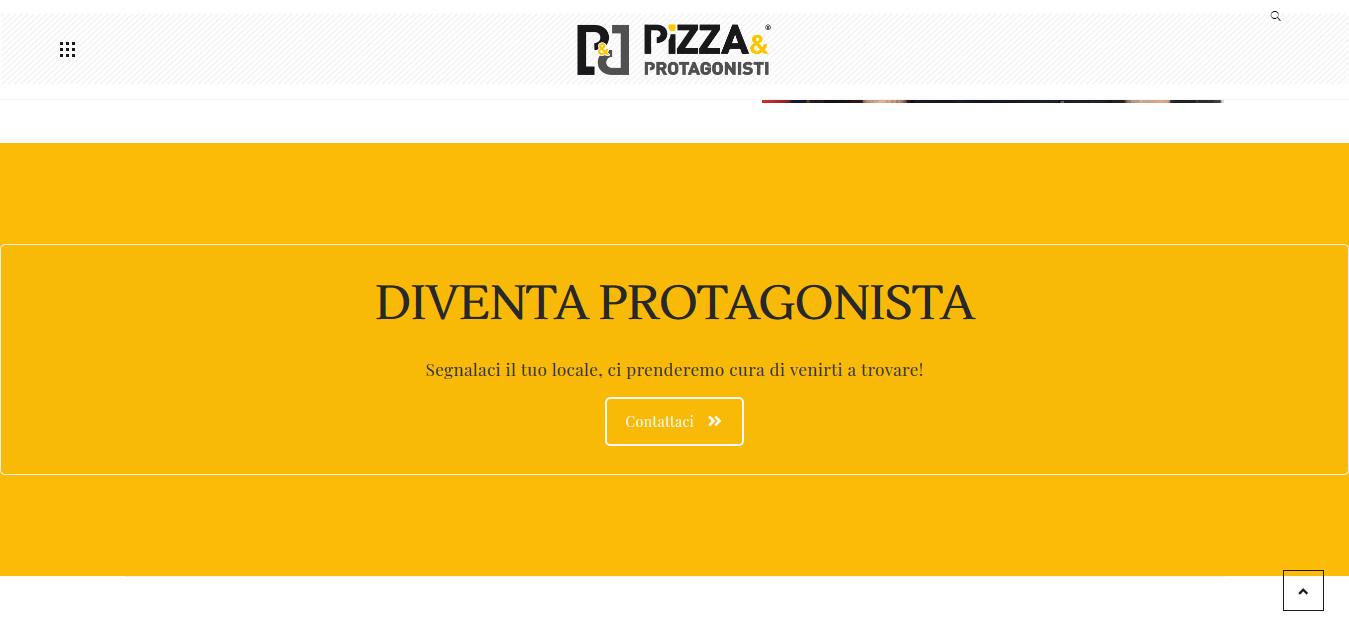 home Pizza & Protagonisti