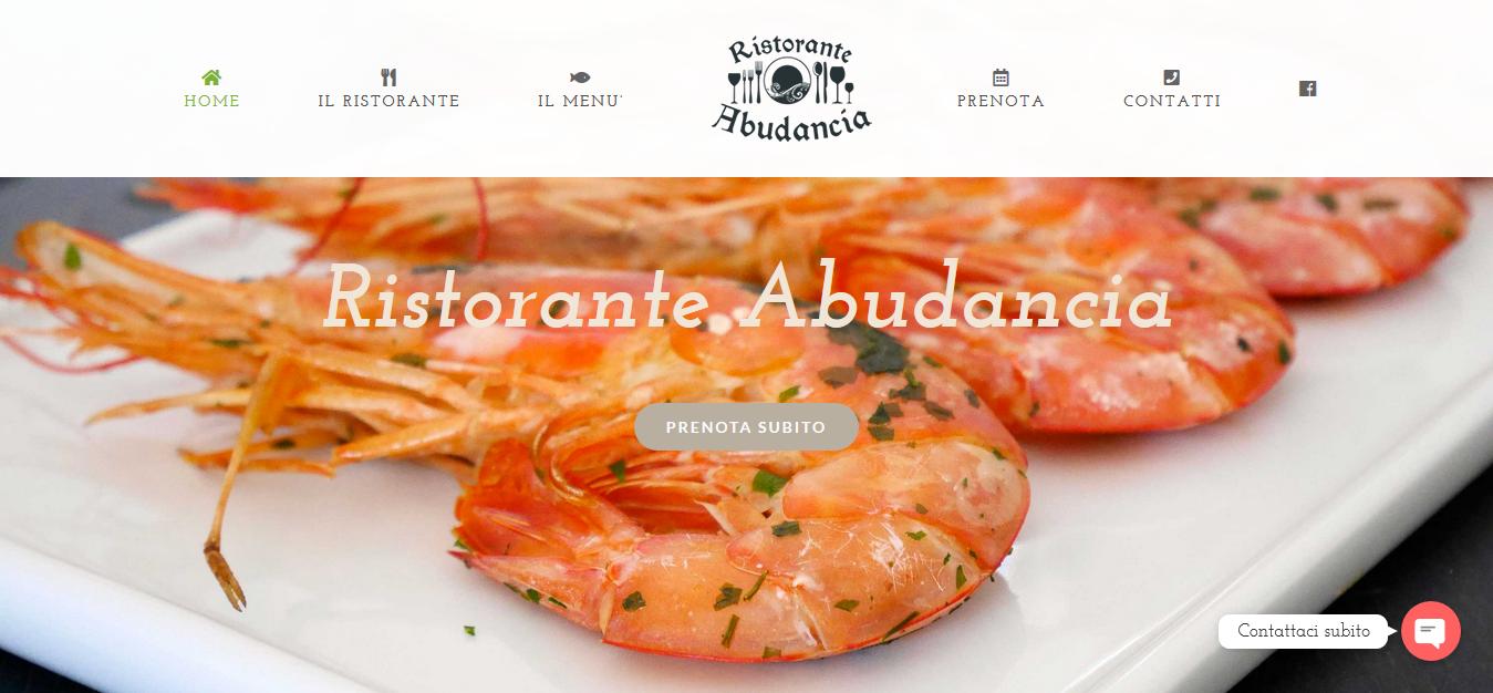 abudancia homepage