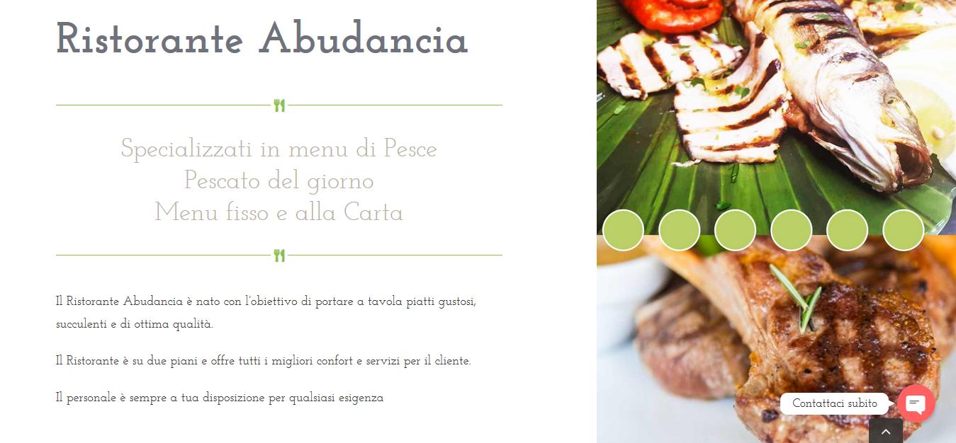ristorante Abudancia
