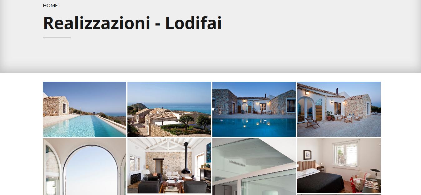 galleria foto Realizzazioni Lodifai