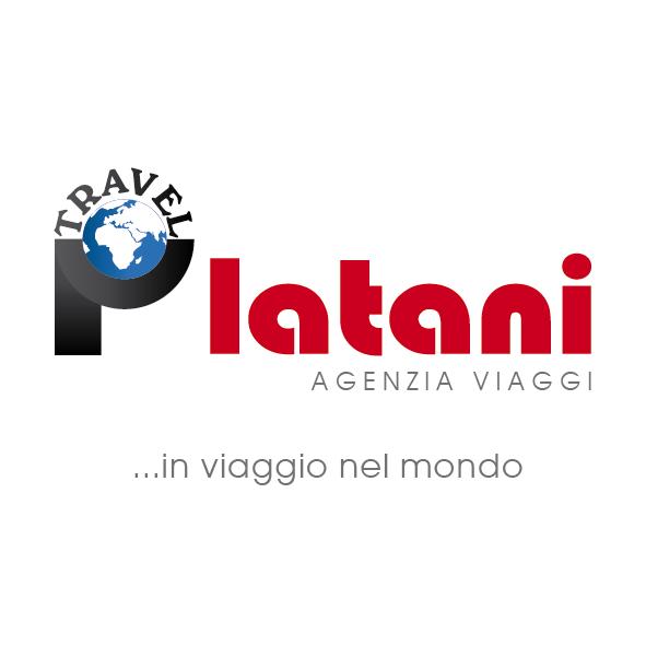 Logo platani travel