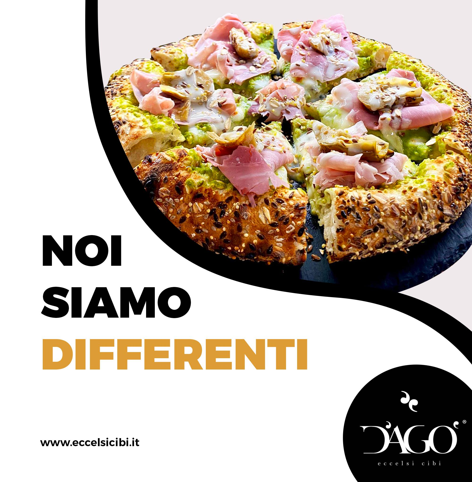 d'ago' pizza integrale