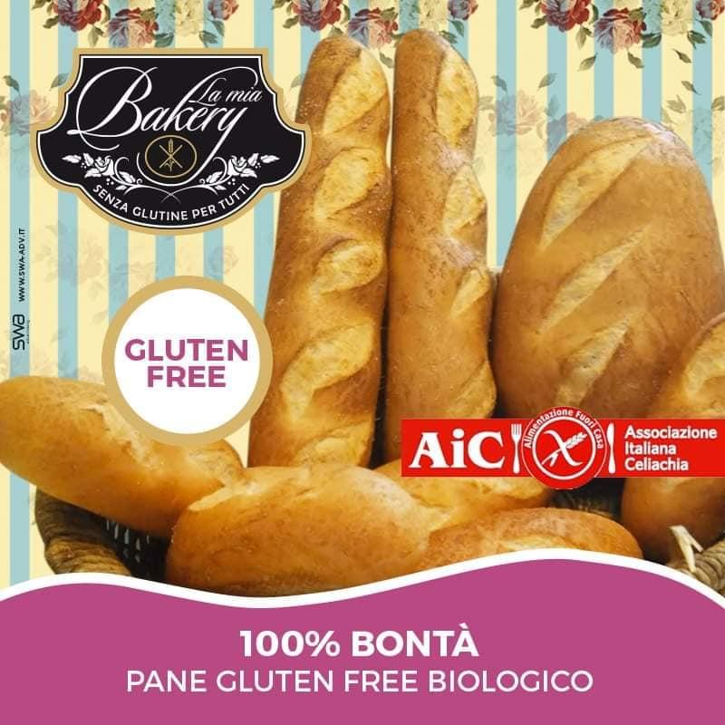 pane gluten free biologico