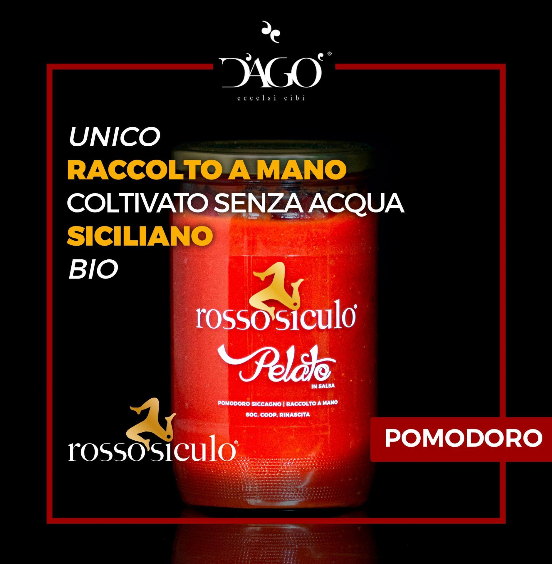 pomodoro d'ago' rosso siculo