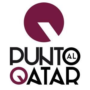 Logo punto al qatar