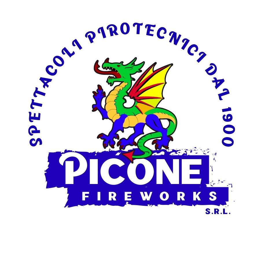 Picone Fireworks Logo
